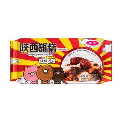 QINZONG Rose Brown Sugar Rice Cakes 350g