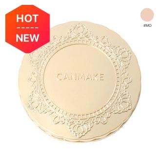 日本CANMAKE井田 棉花糖控油定妆蜜粉饼 #MO浅肤色 SPF26 PA++ 10g COSME大赏第一位