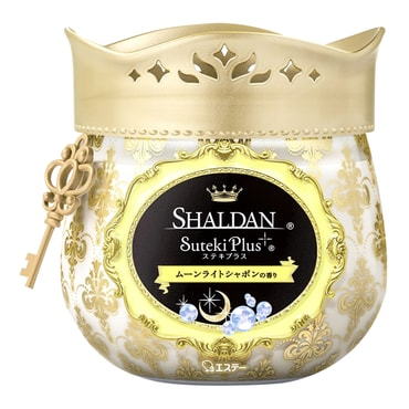 ST Shaldan Fragrance Air Freshener for Car #Moonlight Chubon 90g