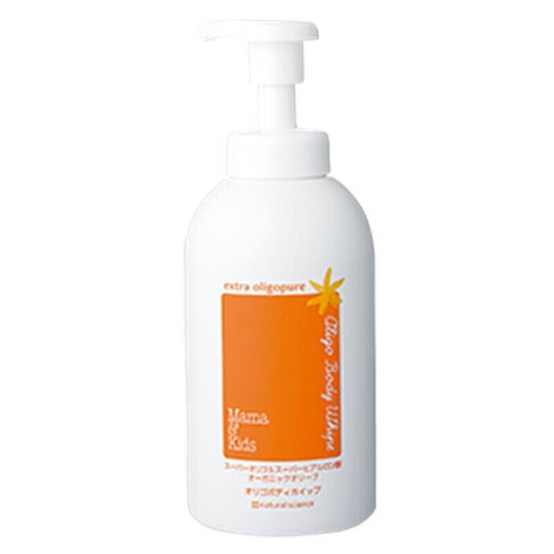 Product Detail - MAMA&KIDS(mamakids) body wash (suit for pregnant or lactating women) 680ml - image 0