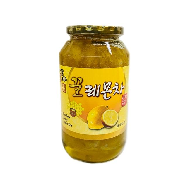 商品详情 - 天富 柠檬蜂蜜 2.2lb - image  0