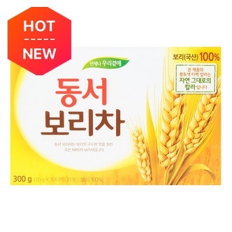 韩国DONGSUH东西 提神养生大麦茶 30包入 300g