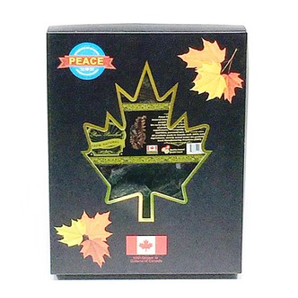 加拿大PEACE PAVILION 野海参-帶筋 盒裝 115g