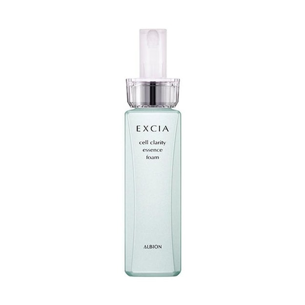 Product Detail - ALBION EXCIA Cell Clarity Essence Foam 150ml - image 0
