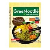 日本GREE NOODLE 有机野菜方便面 香菇酱油味 75g