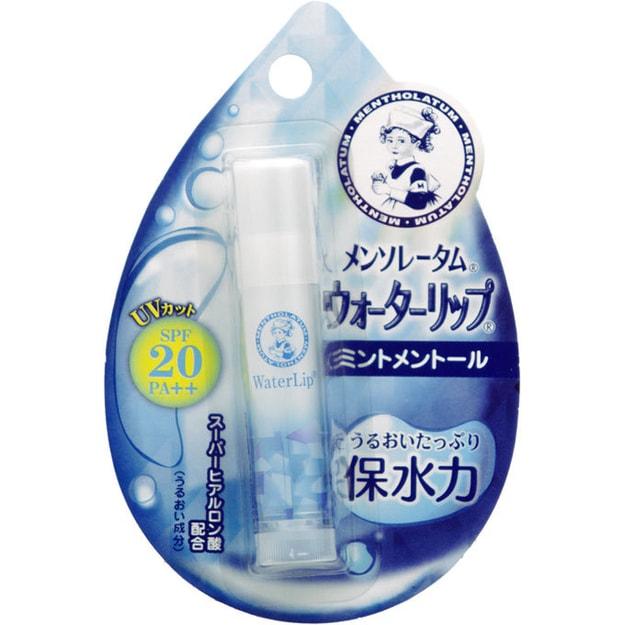 Product Detail - ROHTO Mentholatum Water Lip Mint Menthol 4.5g - image 0