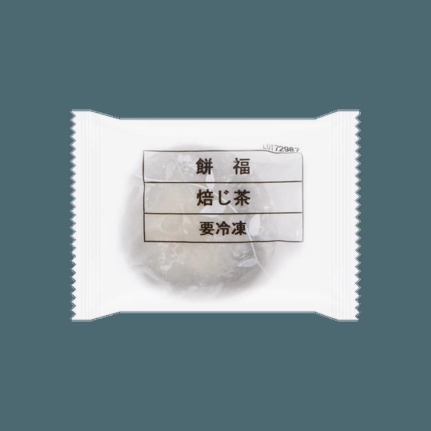商品详情 - 【冷冻】风雅堂 福饼 焙茶 1枚入 - image  0