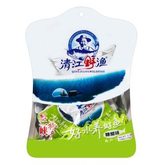 TULAOHAN Qingjiang Wild Fish Sweet And Sour Flavor 110g