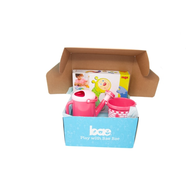 Product Detail - US Bae Bae Box 21 months baby toy box 3 pieces - image 0
