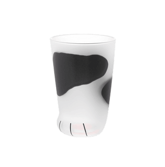 【CHINA DIRECT MAIL】YANXUAN Made in Japan Cat Paw Cool Water Cup (Milk Cow Cat)