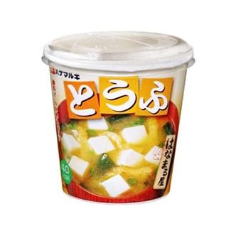 日本HANAMARUKI 豆腐味增汤 方便杯装 23.2g