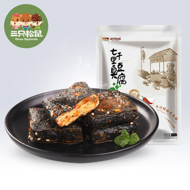Product Detail - THREE SQUIRRELS  Stinky Tofu - image 0