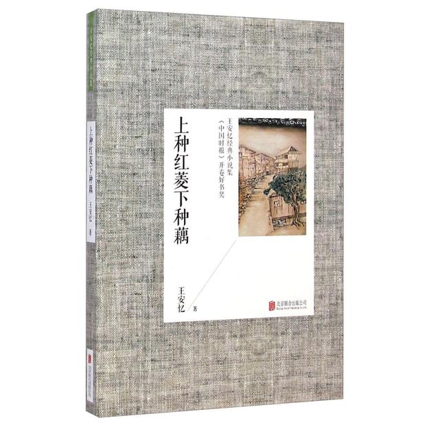 商品详情 - 王安忆经典小说集:上种红菱下种藕(2014新版) - image  0