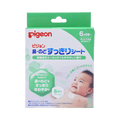 PIGEON sheet for nose and throat discomfort of kids 6 pcs