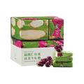 【优选礼盒】关茶 抹茶牛轧糖礼盒 玫瑰味 120g