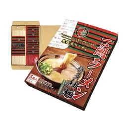 【日本直邮】一兰拉面 煮面版 5包入