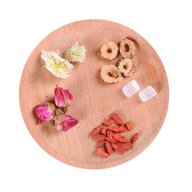 Product Detail - TIMESWOOD Tea Rose Chrysanthemum Jujube 1 pc - image 0