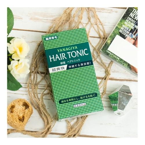 YANAGIYA 240ml Source · Jual Generic Bio Herbal Hair Tonic Ginseng .
