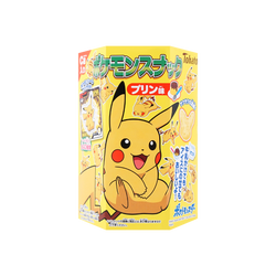 日本TOHATO 桃哈多皮卡丘口袋零食布丁味 23g