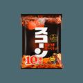 日本KOIKEYA湖池屋 粟米棒 烧烤味 75g 包装随机发