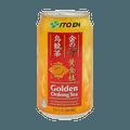 伊藤园 金乌龙茶 罐装 340ml