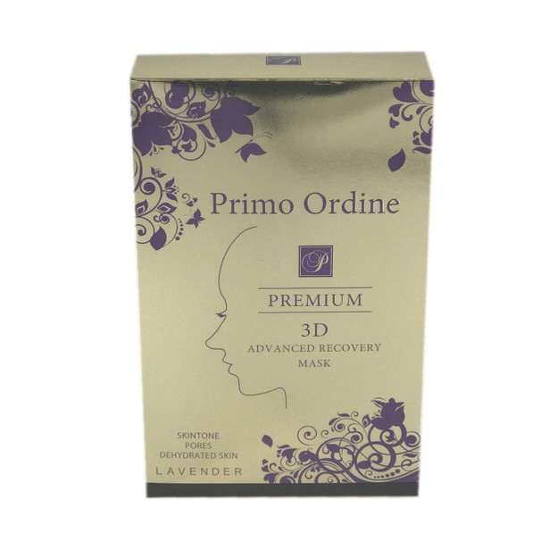 PRIMO ORDINE 3D Advanced Recovery Mask  #Lavender