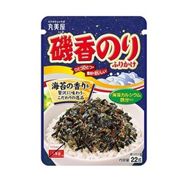 JAPAN MARUMIYA Sprinkled Rice Roasted seaweed 28g