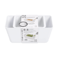 Japan HAUS Colander & Bowl for Nuts with Shell Storage Tray BPA Free