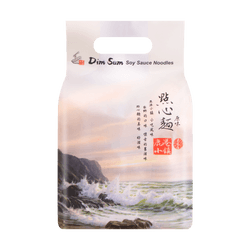 Lukang DIM SUM SOY SAUCE NOODLES 4packs 408g