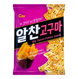 CW Big Sweet Potato Snack 85g