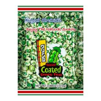 日本ROYAL ORCHIDS 香酥青豆 原味 110g