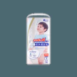 日本GOO.N大王 PLUS 肌快适设计 通用婴儿拉拉裤 XL码 12-20kg 38枚入