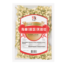 BIG GREEN Organic Dried Jasmine 30g
