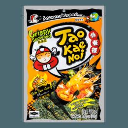 TAO KAE NOI Crispy Seaweed Tom Yum Flavor