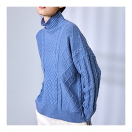 NICHE MARKET WINTER NEW COLLECTION BLUE F