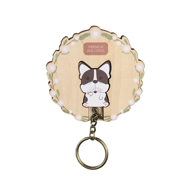 Product Detail - DAZZY LIFE Key House #Bull Dog - image 0