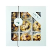 [Taiwan Direct Mail] UPTOWN Pastry Shop Macadamia Tart 9 pcs/Cases *Taiwan specialty gift*【Give free gift】