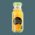 韩国LOTTE 济州岛 JEJU 橙子汁 180ml