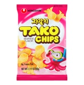 NONGSHIM Octopus Flavored Tako Chips 60g