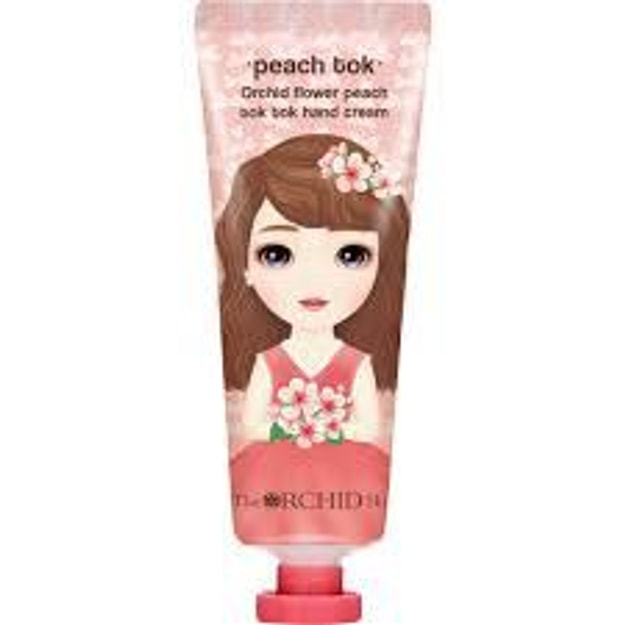 Product Detail - The Orchid Skin Peach hand cream 60ml - image 0