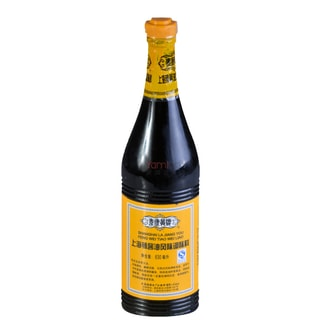 TAIKANG Shanghai Style Spicy Soy Sauce 630ml