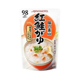 日本AJINOMOTO 味之素KK红鲑鱼即食粥 250g