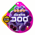 UHA Fruit Candy Grape Flavor  48g