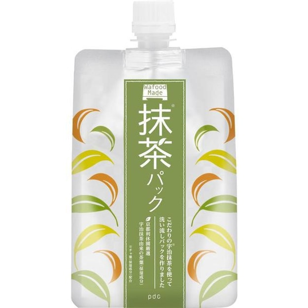 Product Detail - PDC Wafood Made Uji Matcha Mask 170g - image 0