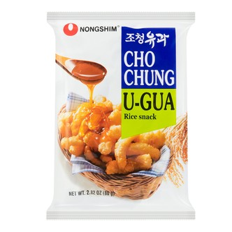 NONGSHIM Cho Chung U-Gua Rice Snack 80g