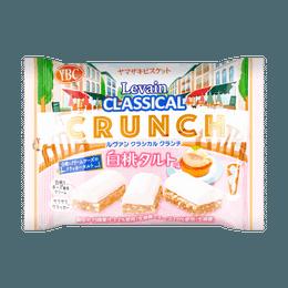 YAMAZAKI BISCUIT Levain Crunch Hakuto Tart 35g