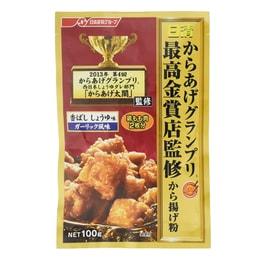 JAPAN NISSEN Fried Chicken Powder Garlic 100g