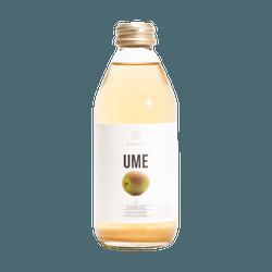 【零脂低卡无添加】日本KIMINO 青梅气泡果汁 250ml