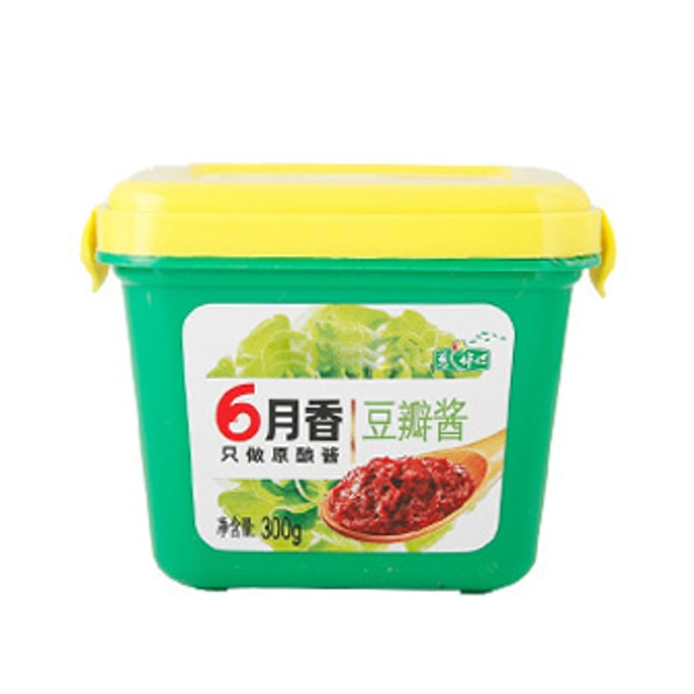 Product Detail - XINHE Spicy Bean Paste 300g - image 0