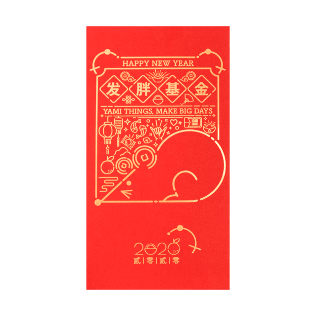 Product Detail - [GIFT] [GIFT]Chinese New Year Fortune Giftbag - image 0